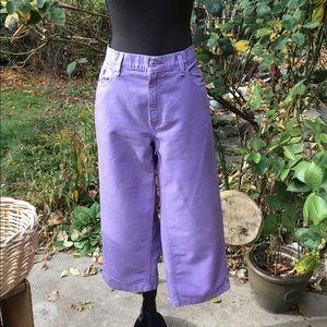 Levi's crop pants